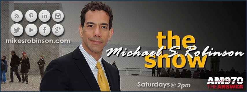 The MR Show on AM970; Sat @2pm EST