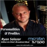 Ryan Salazar of Broadcast Beat Magazine