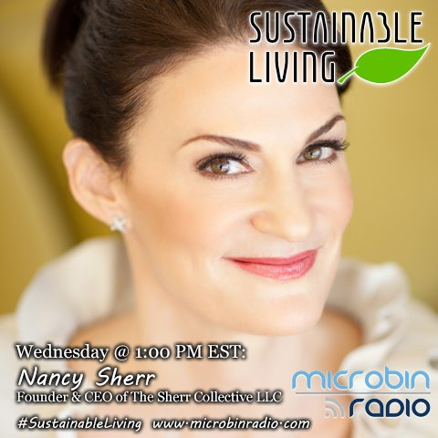 Sustainable Living - Nacny Sherr