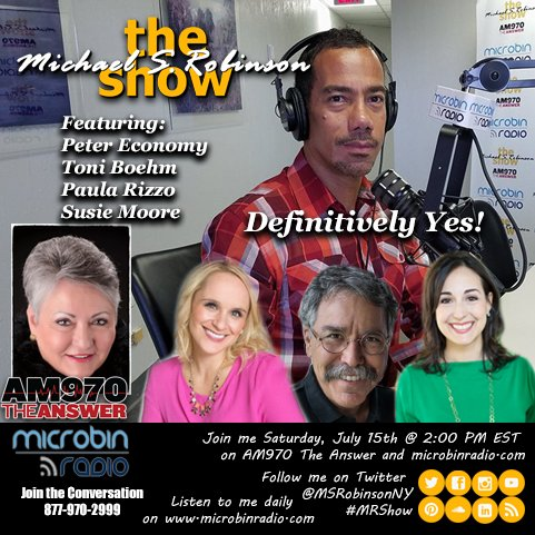 The Michael S. Robinson Show - 2017.07.15