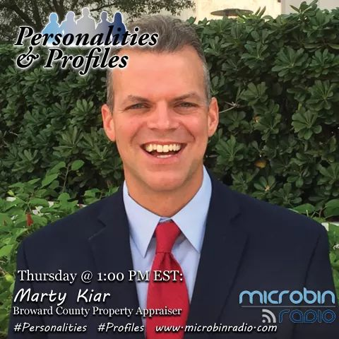 Personalities & Profiles - 2017.08.17 - Marty Kair