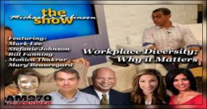 Workplace Diversity; Why It Matters