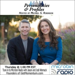 Personalities & Profiles - 2017.08.31: Jason and Jodi Womack