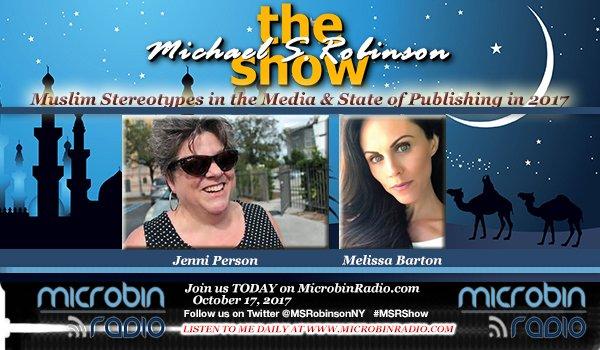 Michael S. Robinson Show - 2017.10.17
