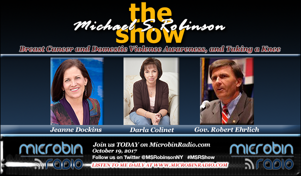 Michael S. Robinson Show - 2017.10.19