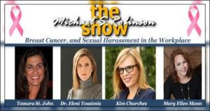 Breast Cancer and Sexual Harassment in the Workplace