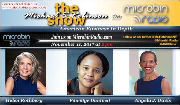 Michael S. Robinson Show - A Discussion with Women Authors