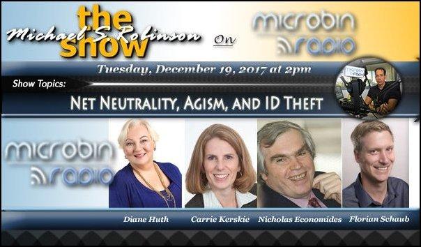 The Michael S. Robinson Show - 2017.12.19