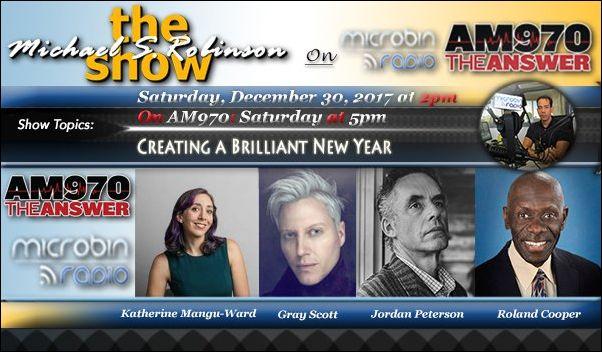 The Michael S. Robinson Show - 2017.12.30